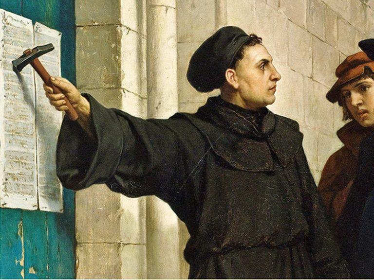 Martin Luther veya Muhammed bin Hamza: Reform ve Uluslaşmak
