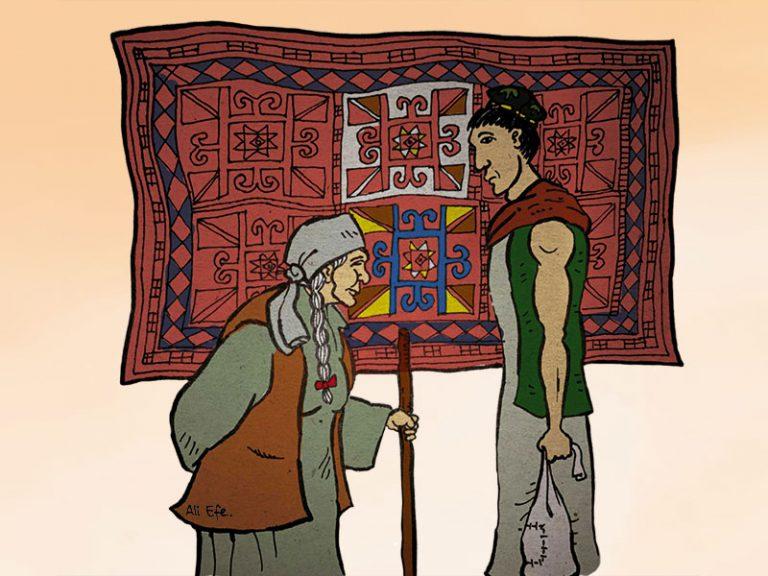 Yalmavuz – Özbek Halk Hikayesi