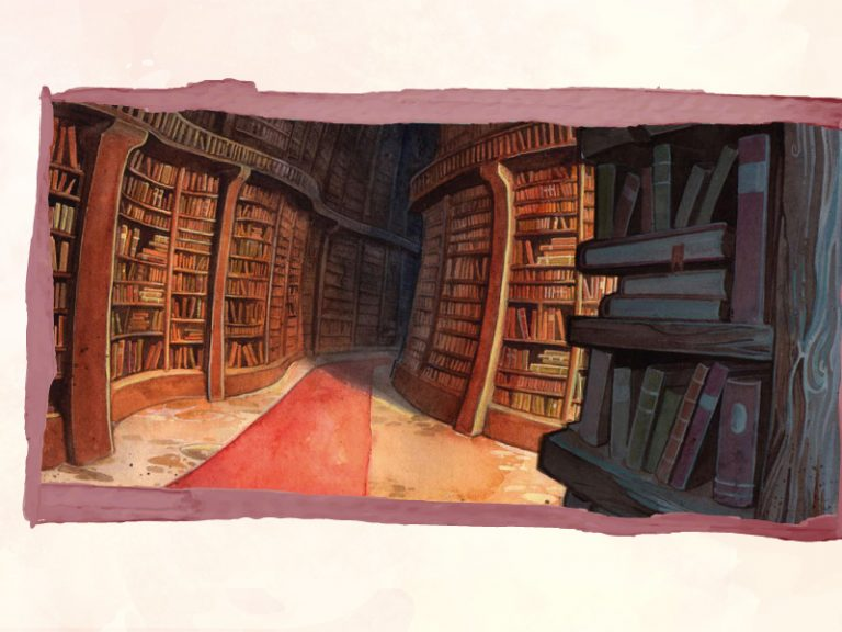 Kütüphane Cini