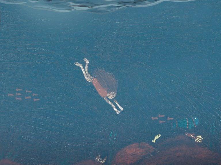 Deniz, Gümüş Balığı ve Yaşamak Üstüne Mavi Bir Hikâye