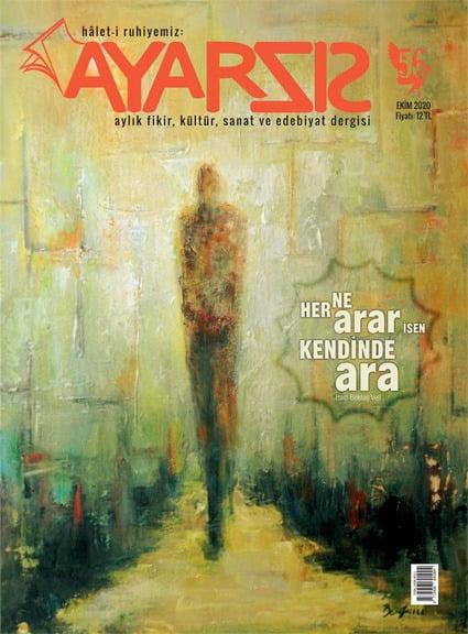 Ayarsız Dergi 55. Sayı Ekim 2020