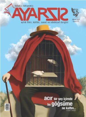 Ayarsız Dergi 58 - Aralık 2020