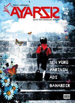 Ayarsız Nisan - 2021 Sayı:62 - Poster Hediyeli